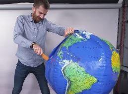 Waarom er geen wereldkaart is die deugt