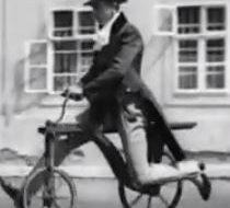 Zo bijzonder is Toms fiets nu ook weer niet